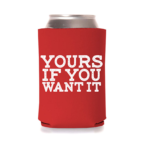 Rascal Flatts Red Coozie
