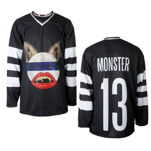 The Monster Tour Hockey Jersey
