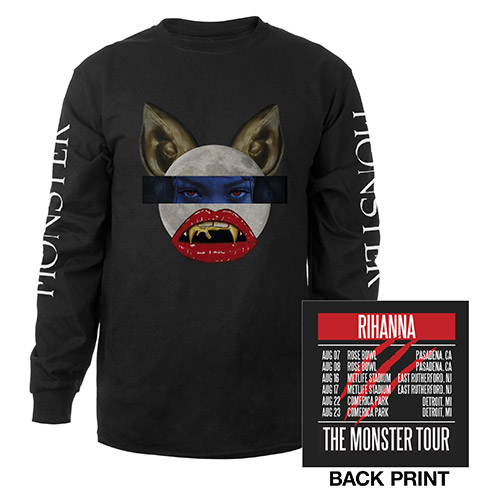 The Monster Tour Long Sleeve