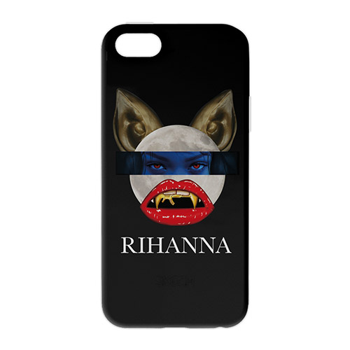 The Monster Tour Face iPhone 5 Case