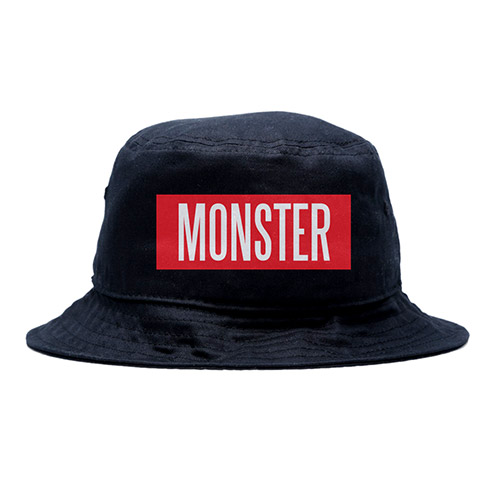 The Monster Tour Bucket Hat*