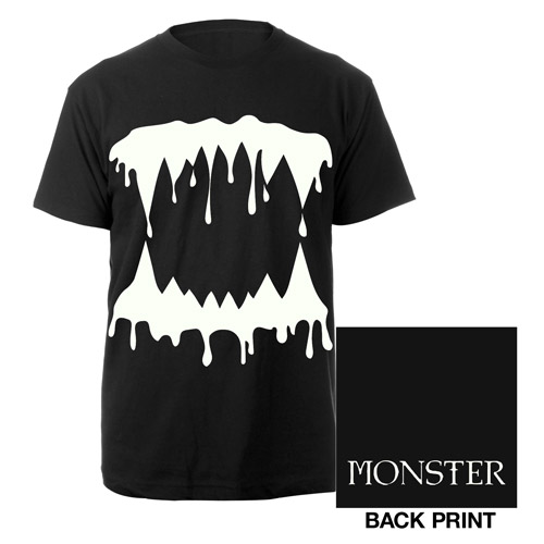 Monster Teeth Glow In The Dark Tee