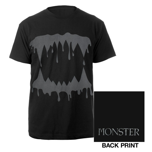 Monster Teeth Reflective Tee
