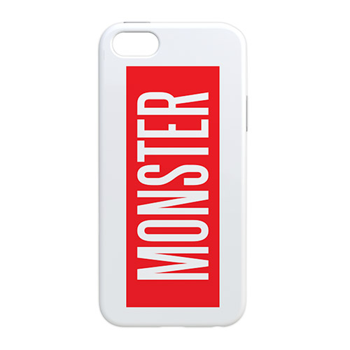 The Monster Tour iPhone 5 Case*