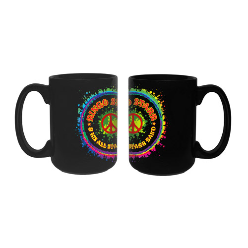 Official 2012 Ringo Starr Tour Mug