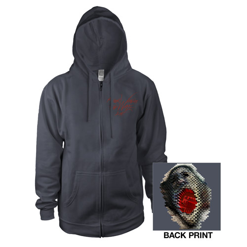 Roger Waters The Wall Live Scream Zip Hoodie