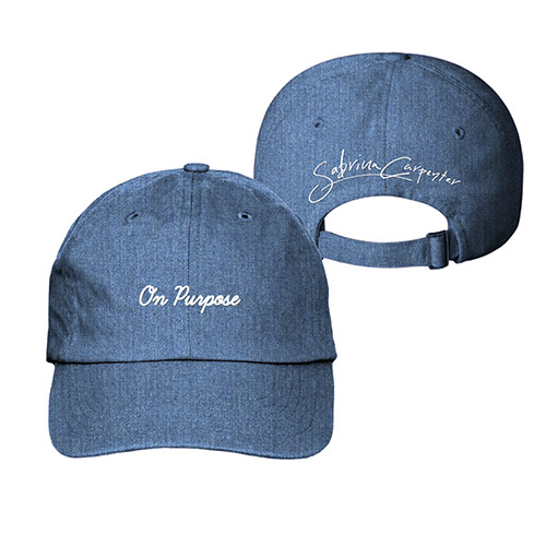 Sabrina Carpenter Denim Hat