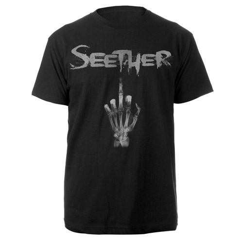 Seether X-Ray Hand Shirt