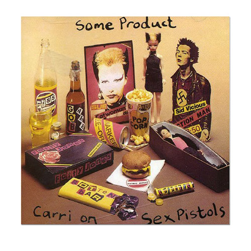Some Product - Carri On Sex Pistols - CD [US]