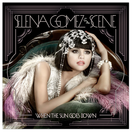 Selena Gomez &quot;When The Sun Goes Down&quot; CD