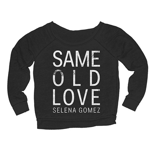 Same Old Love Girl's Crewneck Fleece