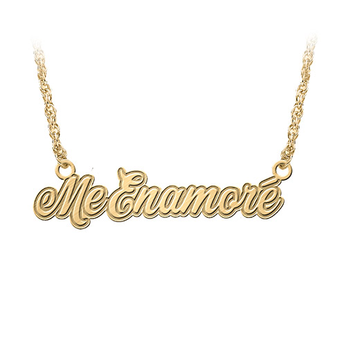 Pre-order Shakira Me Enamore Necklace