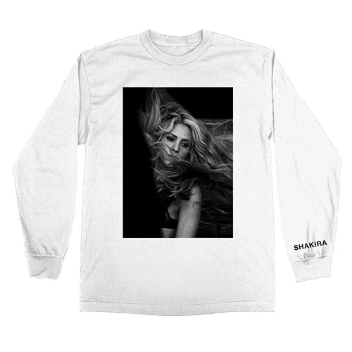 Shakira Long Sleeve Tee