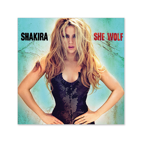 She Wolf - Digital Album - MP3