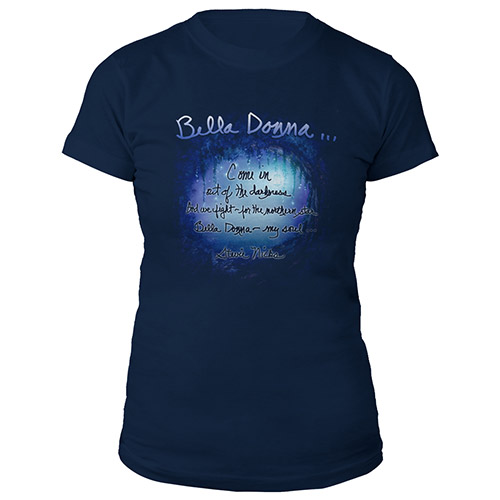 Stevie Nicks Bella Donna Tour Tee