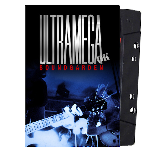 Ultramega OK Cassette Re-Issue
