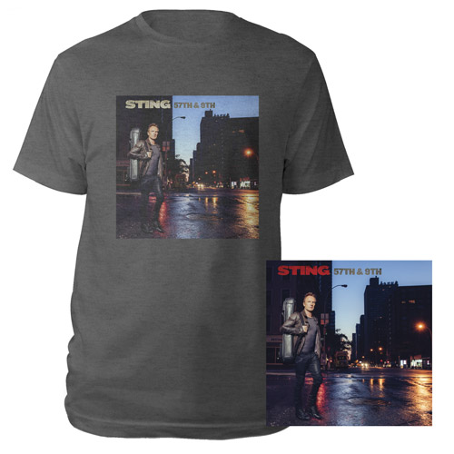 Pre-Order 57th & 9th Super Deluxe Album &Tee