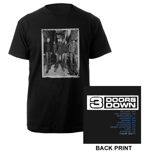 Group Photo Tour Tee