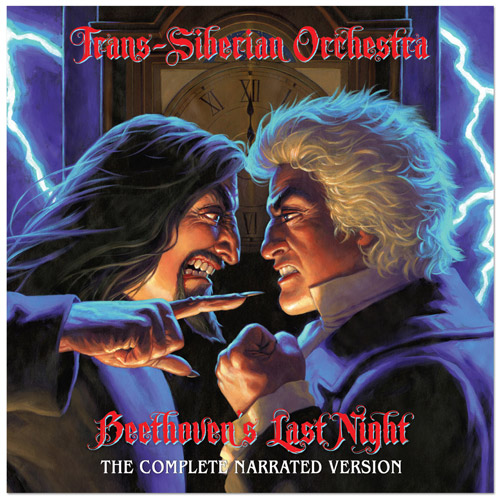 Beethoven's Last Night: The Complete Narrated Version (2-CD)