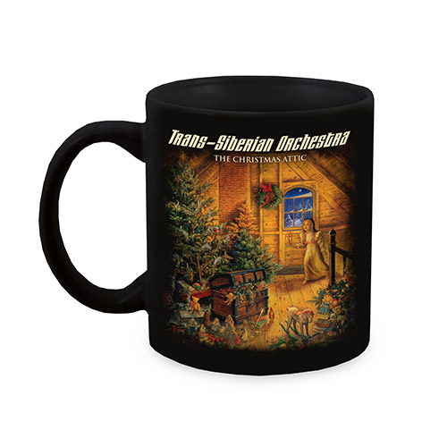 The Christamas Attic Mug