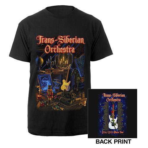 2014-2015 Toys In The Attic Tour Tee