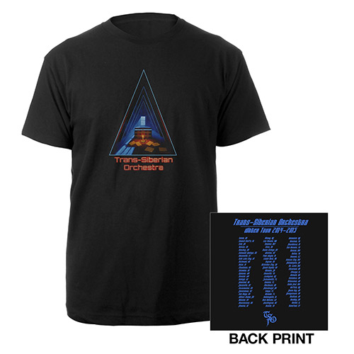 Trans Siberian Orchestra 2014/2015 Tour Tee