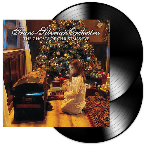 The Ghosts of Christmas Eve Vinyl