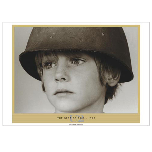 Best of 1980-1990 Album Lithograph