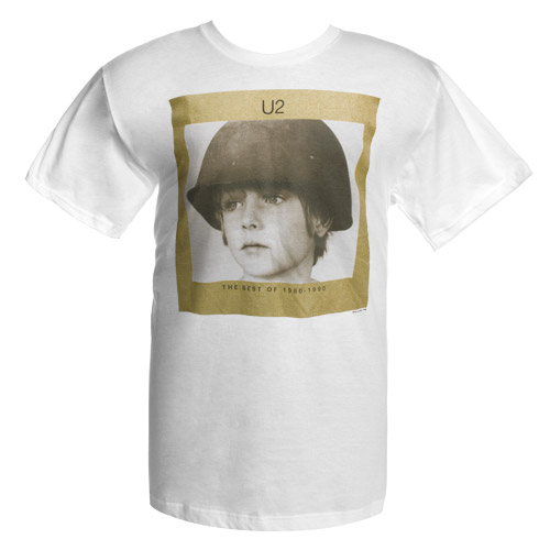 The Best of 1980-1990 Album Cover T-Shirt