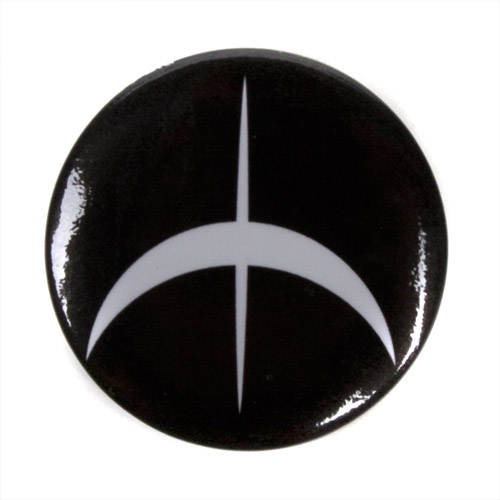 U2 Stage Logo Button