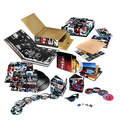 Achtung Baby (20th Anniversary Uber Deluxe Edition)