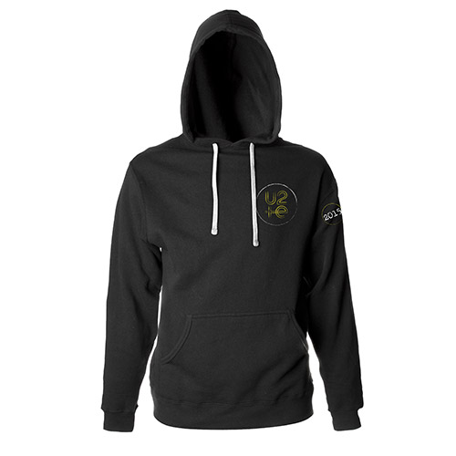 U2ie Tour Pull-Over Hooded Sweatshirt