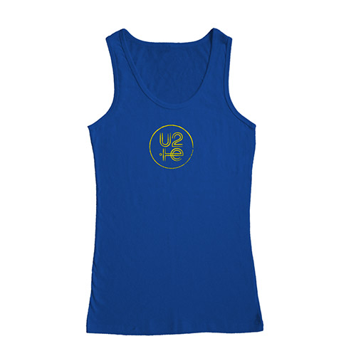 U2ie Tour Logo Women's Tank Top*