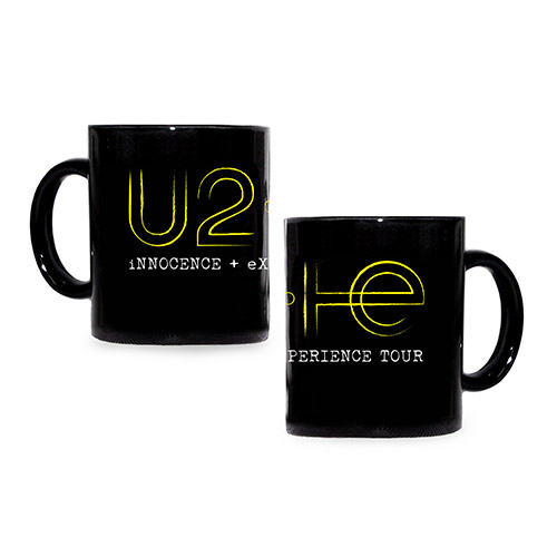 U2ie Tour iNNOCENCE + eXPERIENCE Mug - Web Exclusive