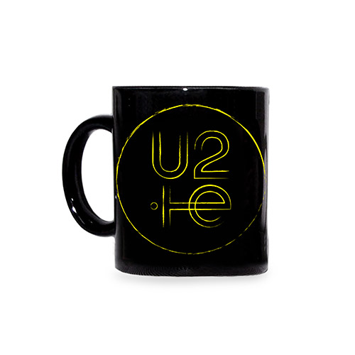 U2ie Tour Logo Mug*