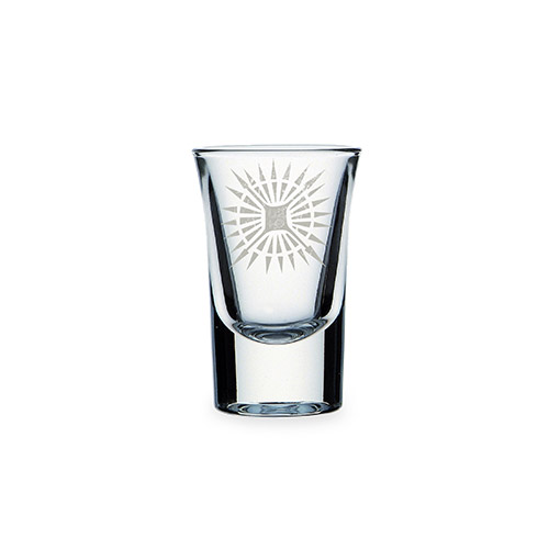 U2 Songs Of Innocence Tattoo Shot Glass - Web Exclusive