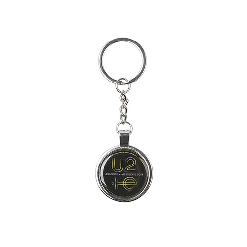 U2 Songs Of Innocence Keyring