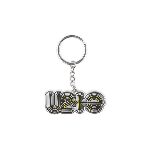 U2ie Tour Logo Outline Keyring