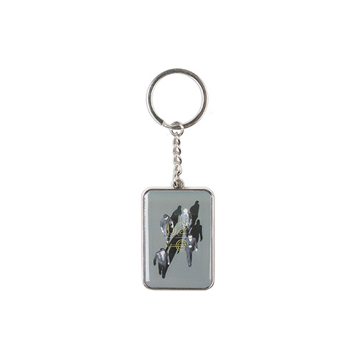 U2ie Tour Photo Keyring