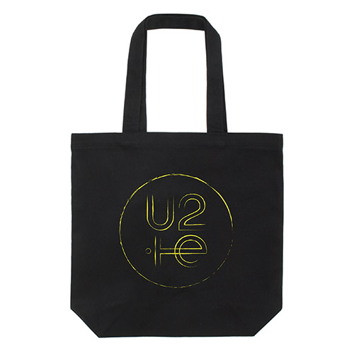 U2ie Tour Logo Tote Bag*