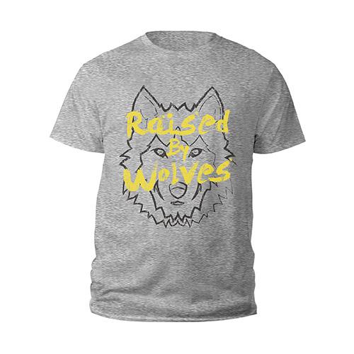 U2ie Tour Raised By Wolves Kids Tee