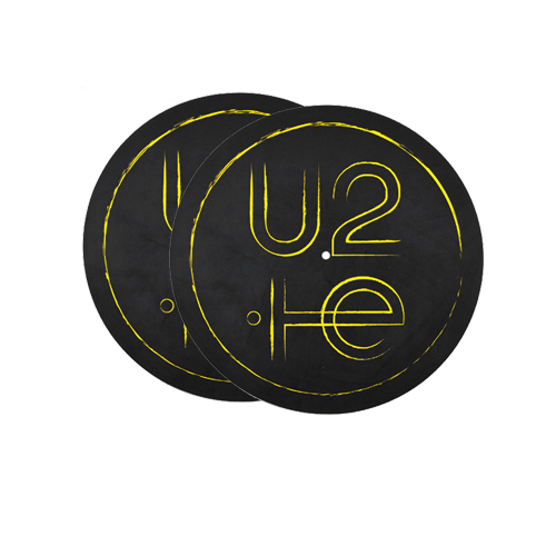 U2ie Slipmat Set