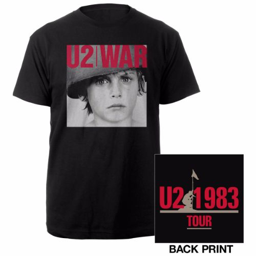 WAR Album Cover T-Shirt