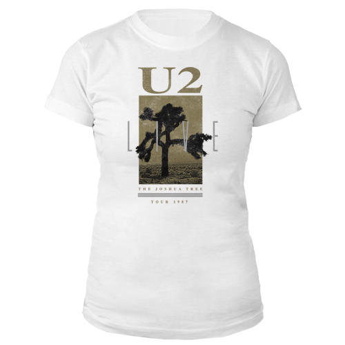 U2 Joshua Tree Women's T-Shirt