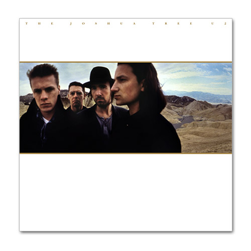 U2 The Joshua Tree 2CD Deluxe