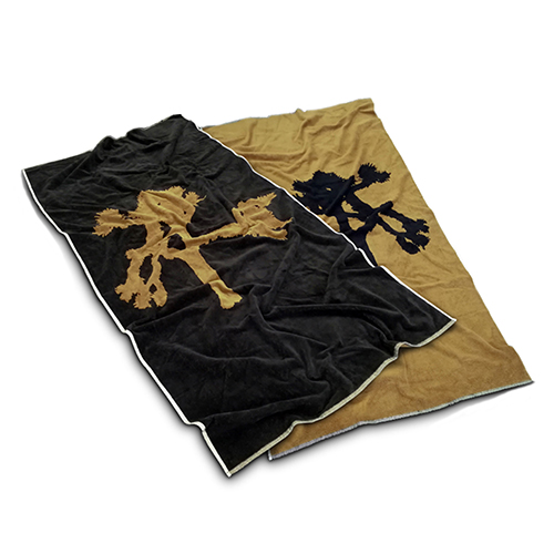 U2 The Joshua Tree Beach Towel