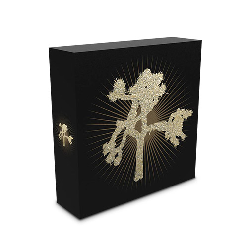 U2 The Joshua Tree 4CD Super Deluxe Box Set*