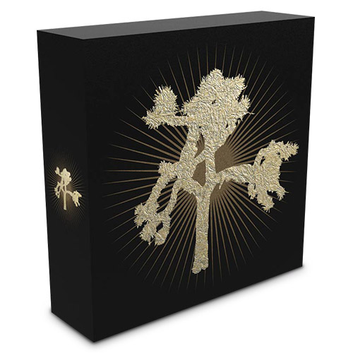U2 The Joshua Tree 7LP Super Deluxe Box Set