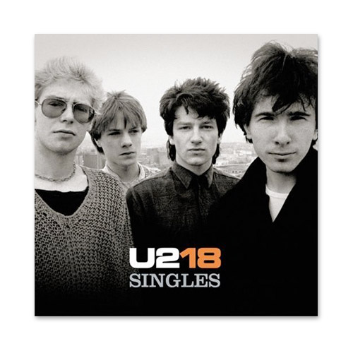 U218 Single - Digital Album - MP3