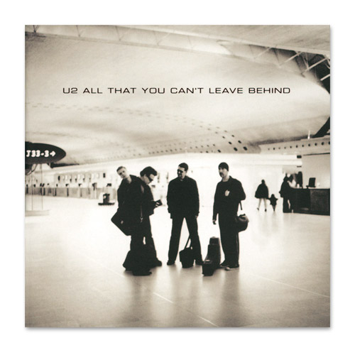 All That You Can't Leave Behind - Digital Album - FLAC